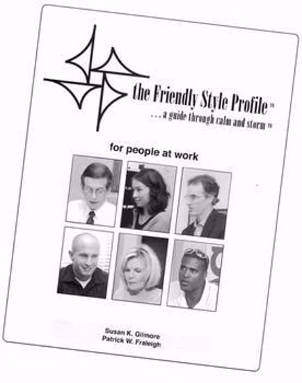 Picture of The Friendly Style Profile™ for people at work, 2004 (Printed booklet)