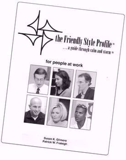 Picture of The Friendly Style Profile™ for people at work, 2004 (Online Profile)